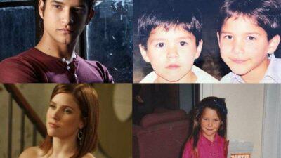 10 photos d'acteurs de teen séries quand ils étaient enfants #Saison2