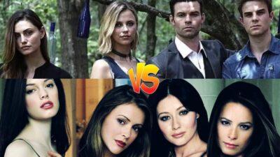 Sondage : match ultime, tu préfères les Mikaelson de The Originals ou les Halliwell de Charmed ?