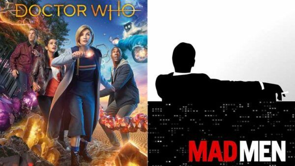 doctor who, mad men