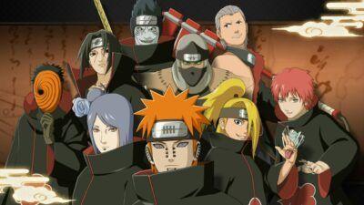 Quiz : connais-tu parfaitement l'Akatsuki dans Naruto ?