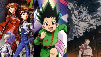 Hunter x Hunter, Jojo's, L'attaque des Titans… Les 10 animes les mieux notés disponibles sur Netflix