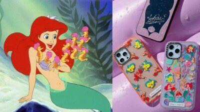 Disney x Casetify : on craque pour la collection pop de coques de téléphone spéciale Princesses