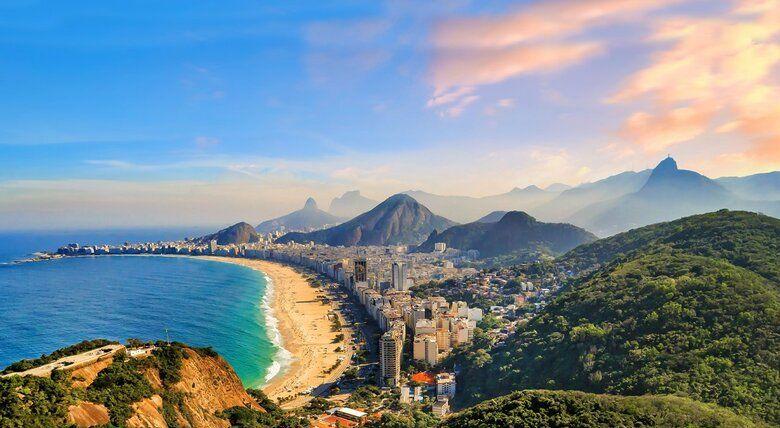 Le Brésil !