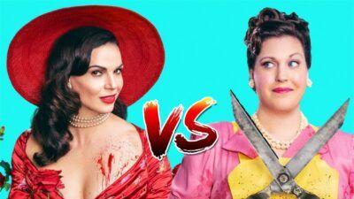 Sondage : le match ultime, tu préfères Alma Fillcot ou Rita Castillo dans Why Women Kill ?