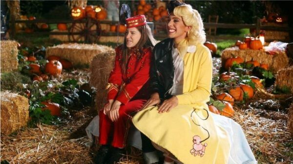 the middle halloween