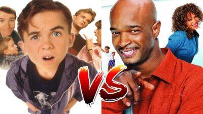 Sondage : le match ultime, tu préfères Malcolm ou Ma Famille d'Abord ?