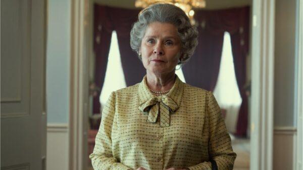 Imelda Staunton reine elisabeth the crown