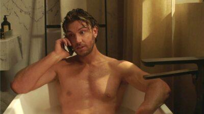 Sex/Life : est-ce bien le sexe d'Adam Demos dans la scène de la douche ? On a la réponse
