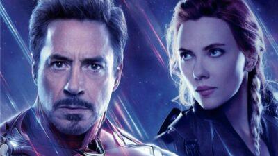 Black Widow : Tony Stark devait faire une apparition dans le film à l'origine
