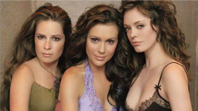 Charmed : Alyssa Milano révèle être en contact avec une seule des autres actrices de la série