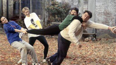 Friends : seul quelqu'un qui a vu 5 fois l'épisode du football aura tout bon à ce quiz