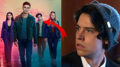 Riverdale saison 5 : Cole Sprouse ultra photoshopé sur le poster, il se moque sur Instagram