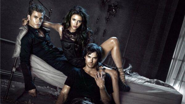 the vampire diaries stefan elena damon