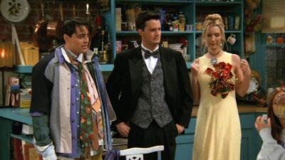 Friends : seul quelqu'un qui a vu 5 fois l'épisode où personne n'est prêt aura tout bon à ce quiz