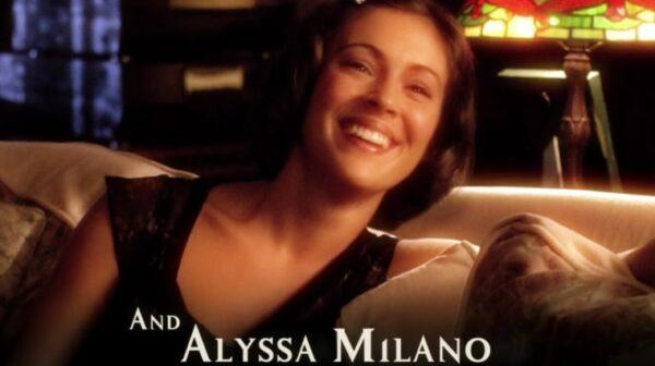 alyssa milano générique charmed