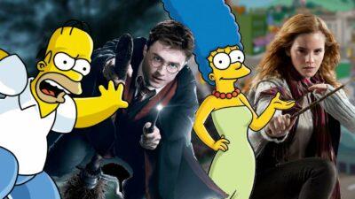 Ce quiz te dira quel combo de persos de Harry Potter et des Simpson tu es