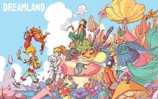 dreamland-manga