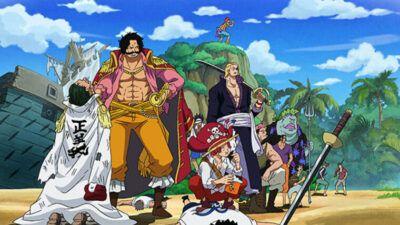 One Piece : impossible d'avoir 10/10 à ce quiz sur Gol.D Roger le Roi des pirates et son équipage