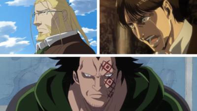 SNK, FMAB, One Piece… Top 10 des pires darons dans les animes et mangas