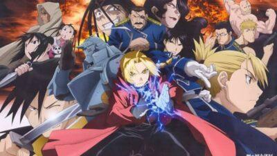 Quiz : te souviens-tu parfaitement de l'anime Full Metal Brotherhood ?