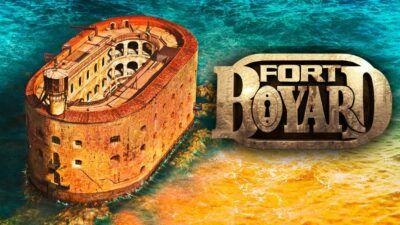 Quiz : élimine des épreuves de Fort Boyard, on te dira si tu remportes le jackpot