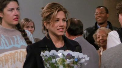 Friends : la fin de la saison 1 aurait du être très différente et ne pas se terminer sur Ross et Rachel