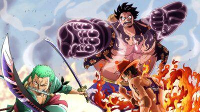 Quiz : seul un vrai fan de One Piece saura à quels personnages appartiennent ces attaques