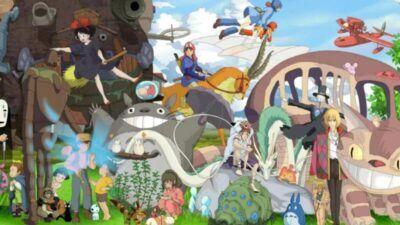 Balance ton signe astro, on te dira quel personnage de Ghibli tu es