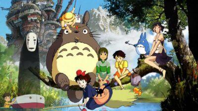 Quiz : Seul un vrai fan de Ghibli saura relier ces noms de personnages à la bonne image