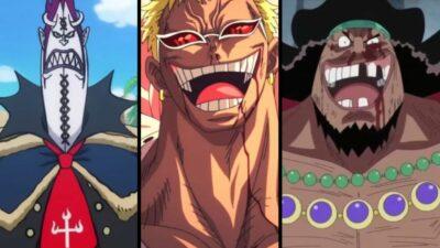 Sondage One Piece : vote pour ton Grand Corsaire préféré