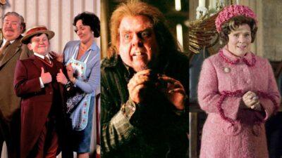 Harry Potter : top 5 des personnages les plus détestés de la saga
