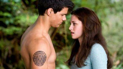 Twilight : le saviez-vous ? Le tatouage de Jacob Black a donné lieu à une grosse polémique