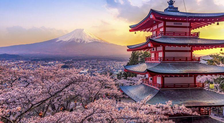 Le Japon !