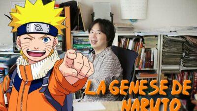 La genèse de Naruto : on te raconte comment est née l'œuvre de Masashi Kishimoto