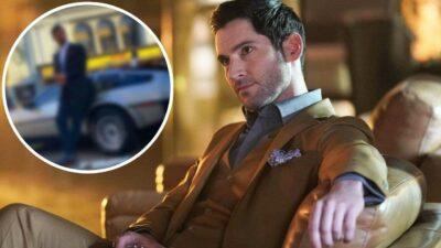 Lucifer : alerte ! Tom Ellis dévoile la première photo de la saison 6