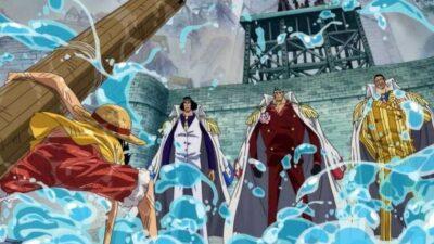Quiz : Seul un vrai fan de One Piece saura relier ces noms des membres de la Marine à la bonne image