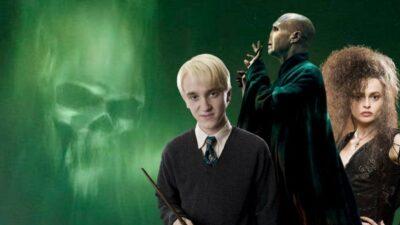 Quiz Harry Potter : réponds à ces 5 questions, on devinera si tu es secrètement un Mangemort