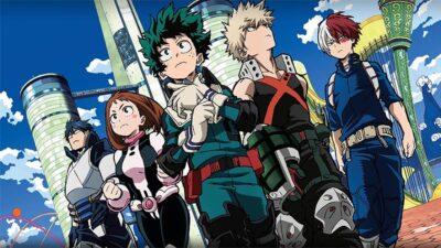 Sondage My Hero Academia : quel est le héros le plus classe de l'anime ?