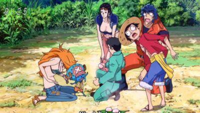 One Piece : Top 10 des pires screens de personnages dans l'anime