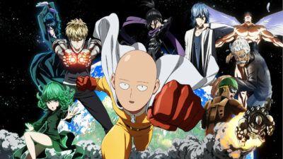 One Punch Man : vote pour ton arc préféré de l'anime