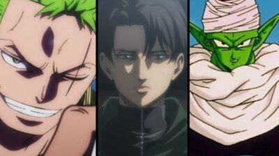 Livaï, Piccolo, Zoro… Top 5 des meilleurs personnages secondaires d'animes