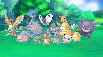 Choisis tes Pokémon préférés de la première génération dans cette série de sondages