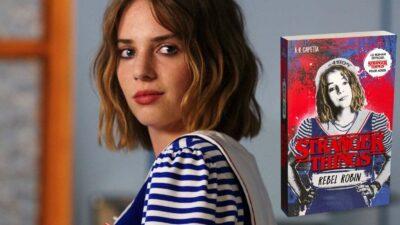 Stranger Things : 5 bonnes raisons de lire Stranger Things, Rebel Robin