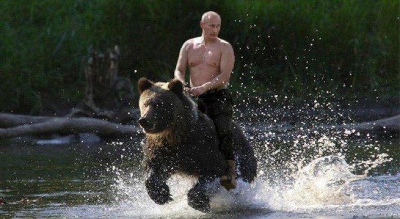 La Russie !