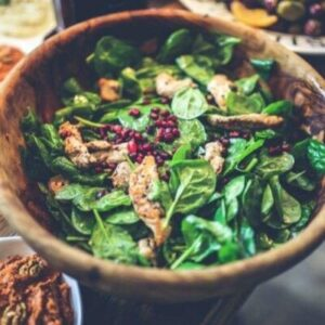 De la salade
