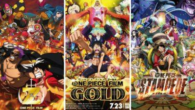 Quiz : As-tu bien retenu les films One Piece Z, Gold et Stampede ? Impossible d'avoir 20/20 !