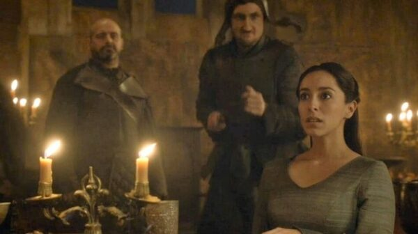Talisa Game of Thrones Noces pourpres