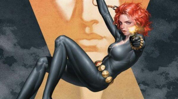 Black Widow comics
