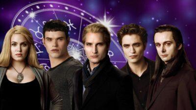 Twilight : donne nous ton signe astro, on te dira quel vampire de la saga sommeille en toi