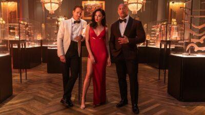 Red Notice: une date de sortie pour le film Netflix avec Dwayne Johnson, Gal Gadot et Ryan Reynolds